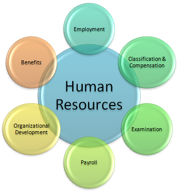 human resources city of tiffin